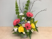 SPRING BIRD BOUQUET 2