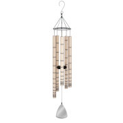 LARGE CARSON WINDCHIME- CHAMPAGNE SHIMMER