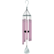 MEDIUM CARSON WINDCHIME- ROSE GOLD SHIMMER