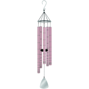 LARGE CARSON WINDCHIME- ROSE GOLD SHIMMER