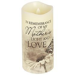 Everlasting Glow with Prem Flicker Mother Candle