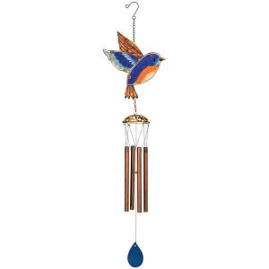 Bluebird Garden Windchime