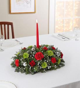 BLM Seasons Greeting Centerpiece