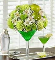 BLM Apple Martini