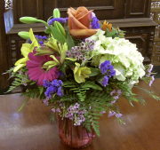 The Garden Bouquet Le Jardin 50