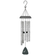 Carson Inspirational Outdoor Windchimes - Large
