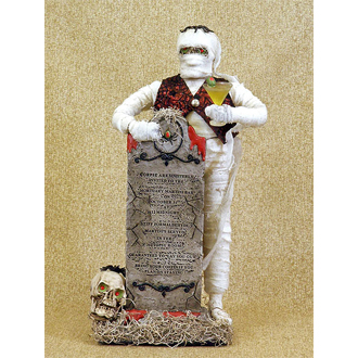 Tombstone Mummy
