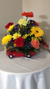 Ford Mustamg Bouquet