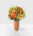 The FTD® Warm Amber™ Bouquet