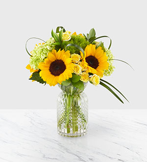The FTD® Sunlit Days™ Bouquet