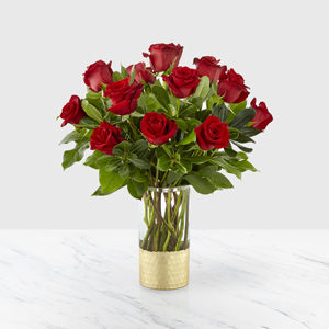 The FTD® Simply Gorgeous™ Rose Bouquet