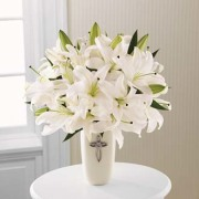FAITHFUL BLESSING VASE
