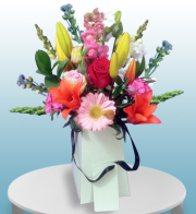 Grower's Express Vase Bouquet