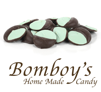 Bomboy\'s Milk Chocolate Havre de Mints Half Pound