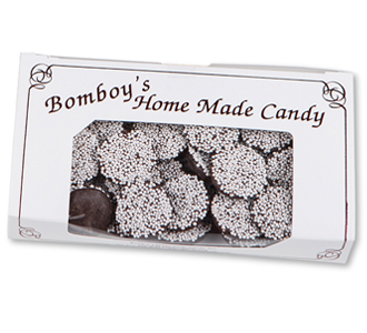 Bomboy\'s Milk Chocolate Non-Pareils Half Pound