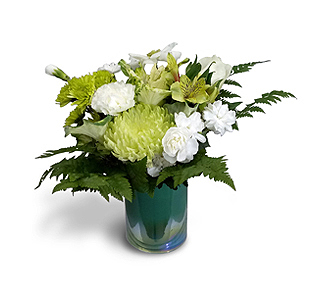 Flowers By Bauers Spring Shimmer Bouquet