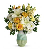 Flowers By Bauers Art Of Spring Bouquet