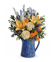 Flowers By Bauers Spring Beauty Bouquet