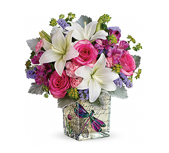 Flowers By Bauers Garden Poetry Bouquet