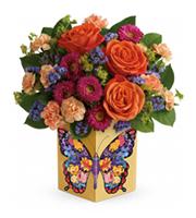 Flowers By Bauers Gorgeous Gratitude Bouquet