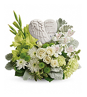 Flowers By Bauers Hearts In Heaven Bouquet