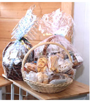 Large Gourmet Pastry Basket