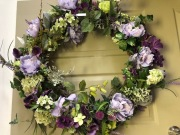 English Gardens Wreath