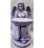 Garden Angel Bird Bath