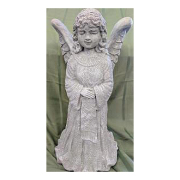 Standing Angel Planter