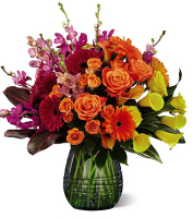 Administrative Assistants flower bouquet of thanks in pink & white for local delivery, Sunnyslope Floral Grand Rapids