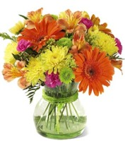 Order and send thank you flowers for Secretaries Week delivered in a vase, Sunnyslope Floral Grand Rapids