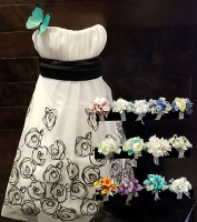 Daddy Daughter Dance Wrist Corsages