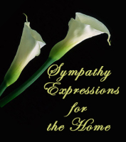 Sympathy Expressions For The Home