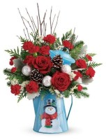 Renning's Snowy Daydreams Bouquet