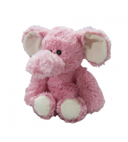 Warmies® Cozy Plush Pink Elephant