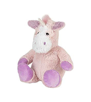 Warmies® Cozy Plush Pink Unicorn