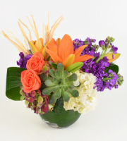 September Arrangement of The Month