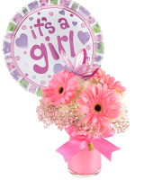 Isn't She Lovely - Baby Girl Arrangement