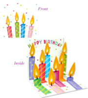 Birthday Pop-up Card