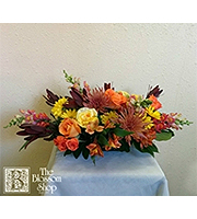 Autumn Traditions Centerpiece
