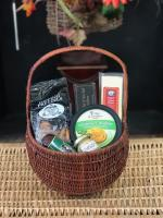Meat & Cheese Snack Basket