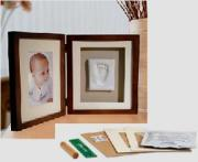 Baby Prints Desktop Frame
