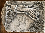 Angels Plaque