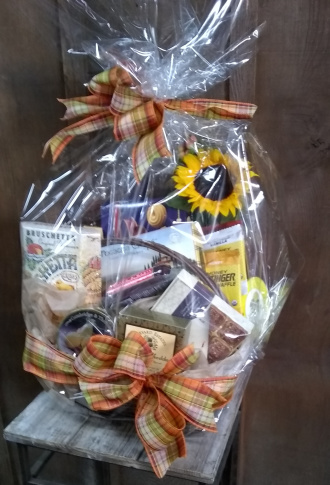 Bayport\'s Best Gourmet Fruit Basket
