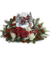 Teleflora's Thomas Kinkade Family Tree Bouquet