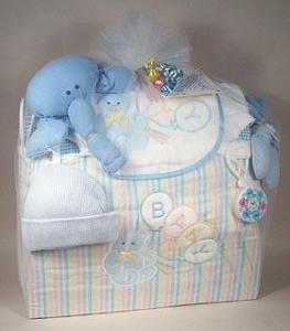 Baby Boy Tote Gift