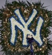 Pequa NY Yankees Arrangement