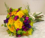Summer Delight Wedding Bouquet