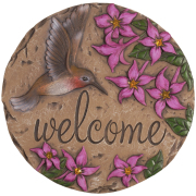 Stepping Stone-Welcome