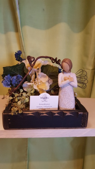 Willow Tree-Remembrance Angel Arranged